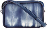 Derek Lam 10 Crosby Spring Mini Faded Crossbody Bag, Blue/White