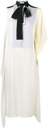 J.W.Anderson Multi-Layers Midi Dress
