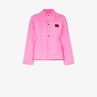 Marc Jacobs Denim workwear jacket