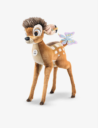 Steiff Bambi and Butterfly limited edition figure 1m