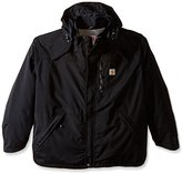 Carhartt Men's Big & Tall Shoreline Jacket Waterproof Breathable Nylon J162
