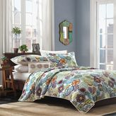 Bed Bath & Beyond Mizone Tamil Reversible Coverlet Set
