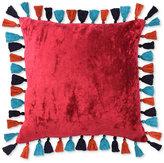 "Blissliving Home Macarena 18"" Square Decorative Pillow"