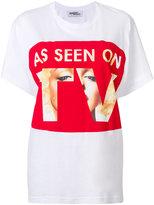 Jeremy Scott graphic print T-shirt