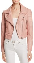 Blank NYC BLANKNYC Quilted Faux Leather Moto Jacket