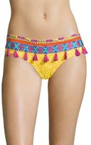 OndadeMar Miranda Limoncello Tassel Bikini Bottom