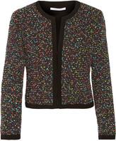 Diane von Furstenberg Emery bouclé-tweed jacket