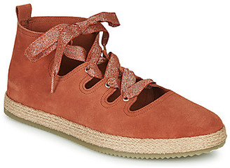 Ippon Vintage JOY DREAM women's Espadrilles / Casual Shoes in Brown