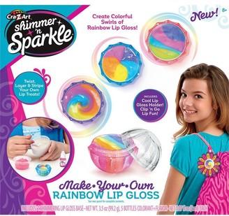 N. Cra-Z-Art Shimmer 'N Sparkle Rainbow Lip Gloss Kit
