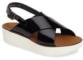 Paul Green Women's Nico Cross Strap Platform Sandal