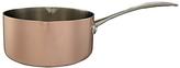 John Lewis Copper 16cm Milk Pan