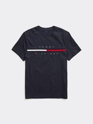 Tommy Hilfiger Signature Stripe Tommy T-Shirt