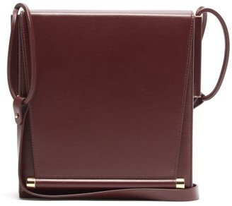 Roksanda Box Medium Leather Shoulder Bag - Womens - Brown