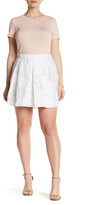 BB Dakota Elias Pleated Skirt (Plus Size)