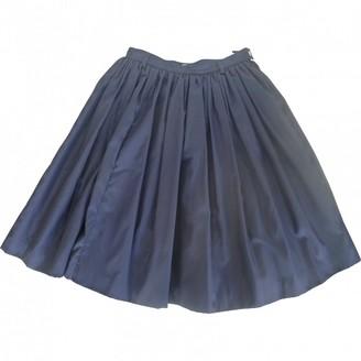 Prada Blue Skirt for Women