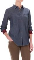 Woolrich Pendulum Denim Shirt II - Long Sleeve (For Women)