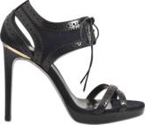 Burberry Gauld high heel sandal