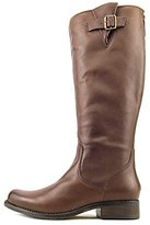 Steve Madden Women's Trico Leather Knee High Boot