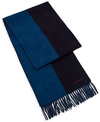 Ted Baker Reeth Two-Tone Scarf