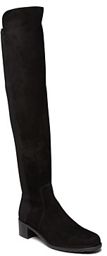 Stuart Weitzman Women's Reserve Over the Knee Boots