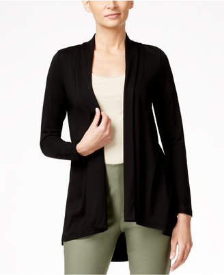 Vince Camuto Open-Front High-Low Cardigan