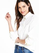 Very Button Through Blouse - Ivory