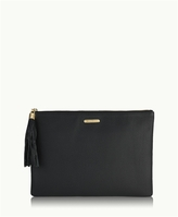 GiGi New York Uber Clutch Pebble Grain