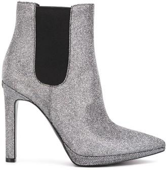 Michael Kors Brielle glitter ankle boots
