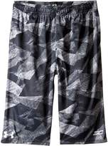 Under Armour Kids Steph Curry 30 Essentials Print Shorts (Big Kids)