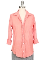 FRANK & EILEEN Barry Cotton Voile Button Down