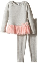 Splendid Littles Baby French Terry Tunic with Tulle Pants Set (Toddler)