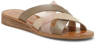 Lucky Brand Hallisa Strappy Leather Sandal