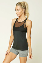 Forever 21 FOREVER 21+ Active Built-In Top