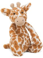 Jellycat Infant Bashful Giraffe Stuffed Animal