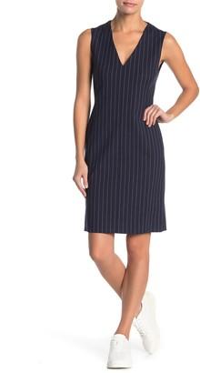 Rag & Bone Lexi Pinstripe Sleeveless Dress