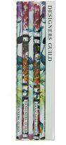 Designers Guild Floral Design Pencil Set