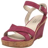 La Canadienne Women's Leda Sandal With Quarter Strap