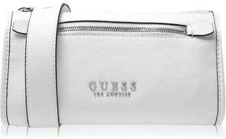 GUESS Lias Zip Top Cross Body Bag