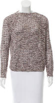 Inhabit Open Knit Long Sleeve Sweater w/ Tags