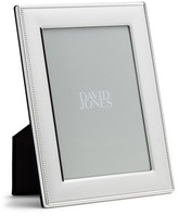 David Jones Classic Bead Photo Frame 5x7