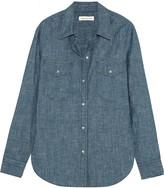 Etoile Isabel Marant Sila cotton-chambray shirt