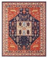 Aria Tamim Hand-Knotted Wool Rug