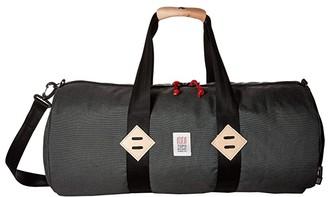 Topo Designs Classic Duffel (Charcoal) Bags
