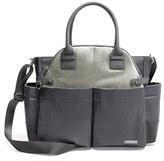 Skip Hop Infant 'Chelsea' Diaper Bag - Grey