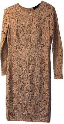 Max Mara Pink Lace Dress for Women