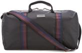 Paul Smith Accessories Nylon Holdall Bag Black