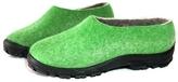 Organic Green Woods Felt Shoes For Men