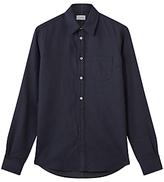 Jigsaw Micro Dot Italian Cotton Shirt