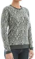 Ibex Juliet Crew Sweater