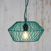 Paper High Fair Trade Hema Pendant Ceiling Light